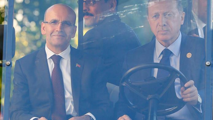 Simsek en Erdogan.