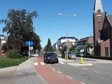 Rotonde helpt in Winterswijk lange rijen auto's te voorkomen