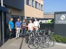 Gratis fiets voor werknemer tegen ziekteverzuim