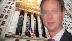 Belg die 1 miljoen dollar verdiende door fraude op Wall Street krijgt celstraf in VS