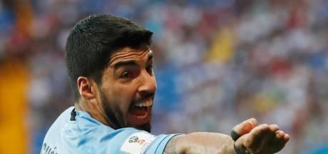 Suárez: Het hoeft niet met goed voetbal, het gaat om de winst