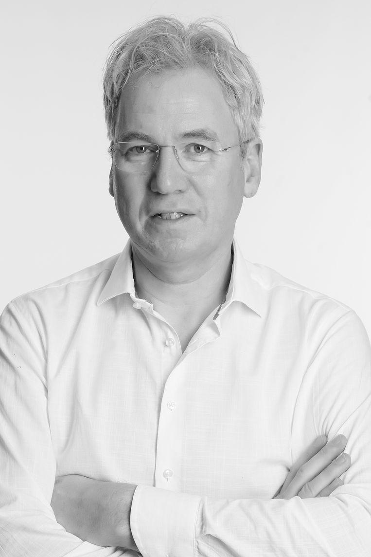 Hanco Jürgens is wetenschappelijk medewerker van het Duitsland Instituut van de Universiteit van Amsterdam. Beeld -