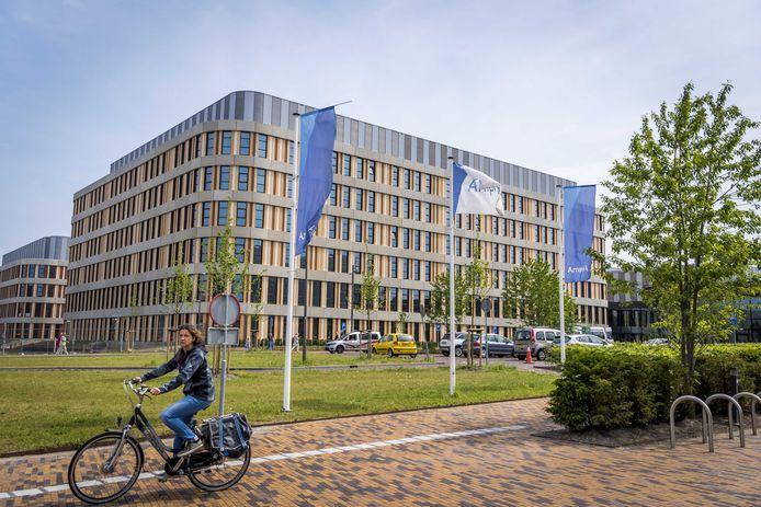 Het Amphia ziekenhuis aan de Molengracht in Breda.