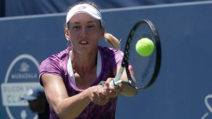 """Elise Mertens mag zich opmaken voor clash tegen Serena: """"Hoop dat ik goed figuur kan slaan"""""""