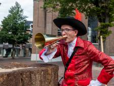 Jan Kosters goochelt 'Hertog van Hardenberg' uit eigen hoge hoed