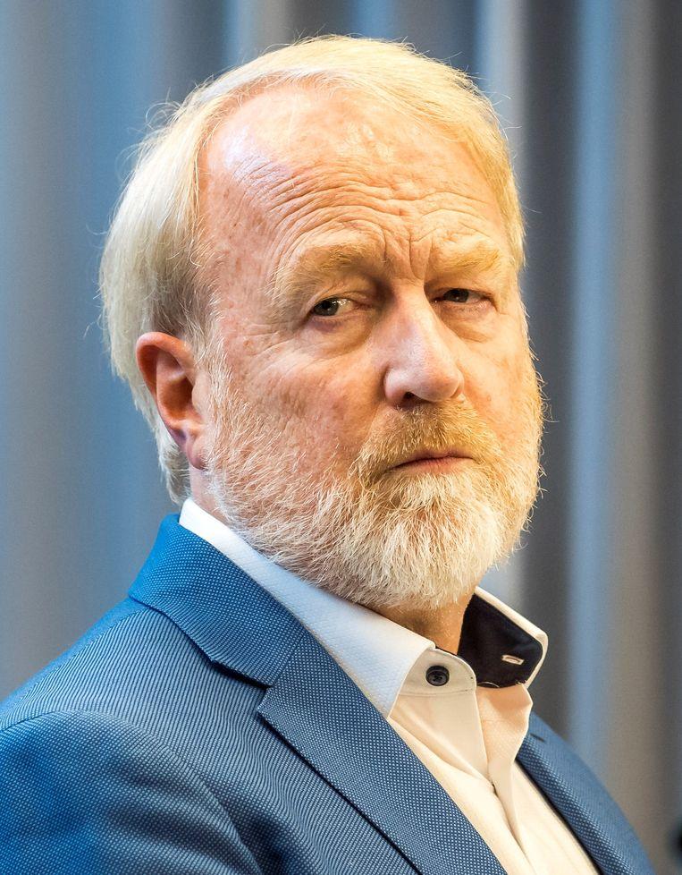 Van Dissel is veel te stellig voor zijn rol als deskundige, aangezien hij wel vaker dingen heeft moeten terugnemen Beeld ANP