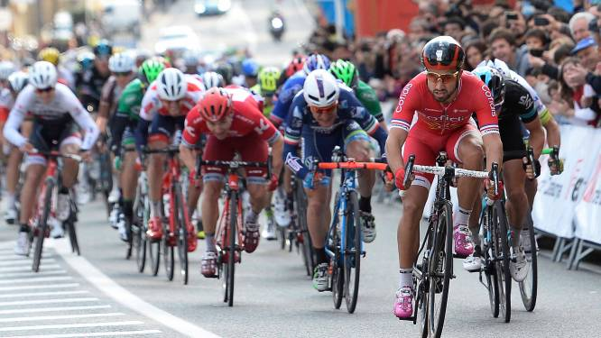Nacer Bouhanni eerste leider in Ronde van Catalonië
