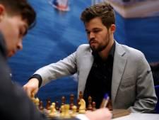 Magnus Carlsen schrijft schaakhistorie