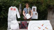 Creatief met afval van Festival Dranouter: Mestival verkoopt hebbedingetjes, gemaakt van gedumpte tenten en matrassen