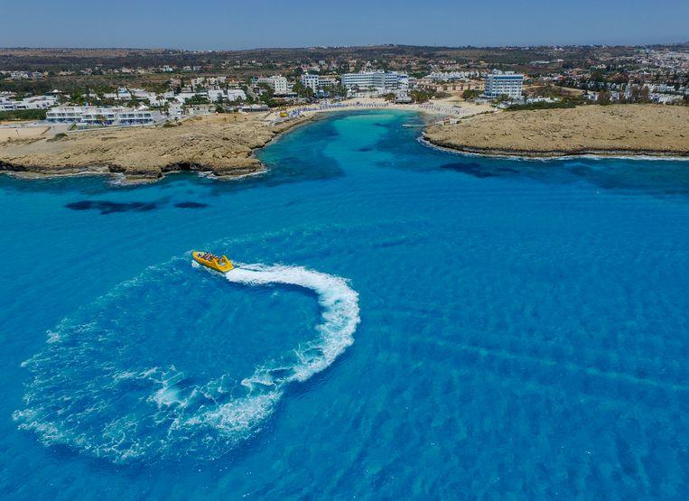 De constructie om belasting te ontduiken verliep via een brievenbusbedrijf op Cyprus. Beeld Getty Images