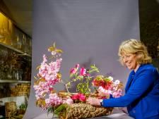 'Bloemen staan symbool voor de cyclus van het leven'