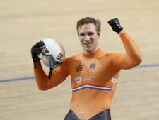 Hoogland klopt wereldkampioen Lavreysen in sprintfinale EK