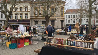 Dit weekend eindelijk weer prondelmarkt, ambachtenmarkt en boekenmarkt