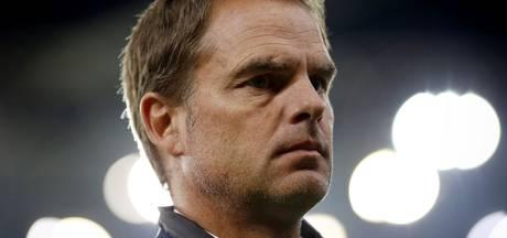 Zaakwaarnemer: Frank de Boer heeft geen trek in Oranje