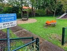 Avondverbod bij speeltuin in Raamsdonksveer wegens overlast jongeren