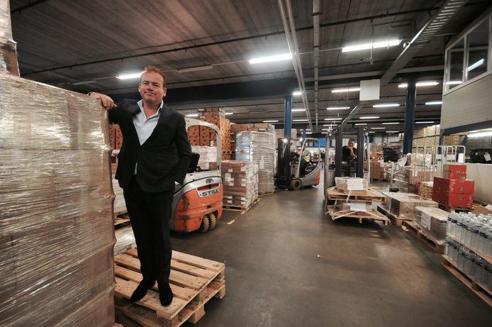 CEO Bert Meulman van B&S Group.