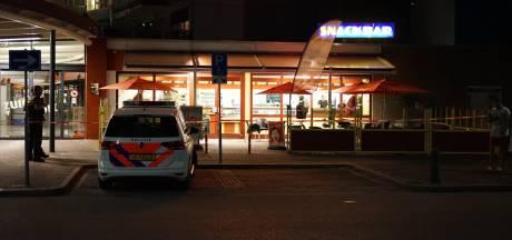 Overval op snackbar bij winkelcentrum in Wijchen