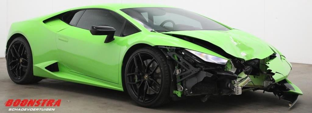 Verschillende airbags van de wagen zijn defect.