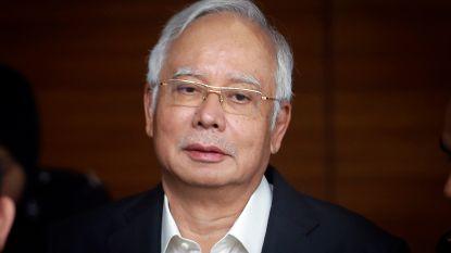 Maleisische ex-premier gearresteerd voor verduistering van 4,5 miljard