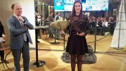 Jury unaniem: Gouden Nina Derwael ontvangt het Vlaams Sportjuweel