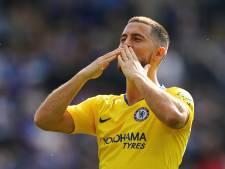 Eden Hazard parmi les six nommés au Joueur de l'Année en Angleterre selon les fans