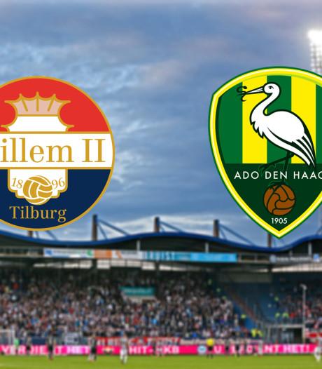 Aanhaken of afhaken bij subtop voor Willem II en ADO Den Haag