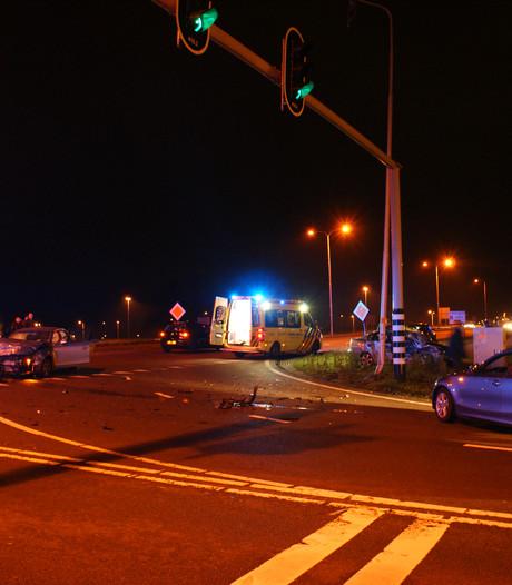 Rhenense (33) ernstig gewond bij ongeval met dronken bestuurder op A12