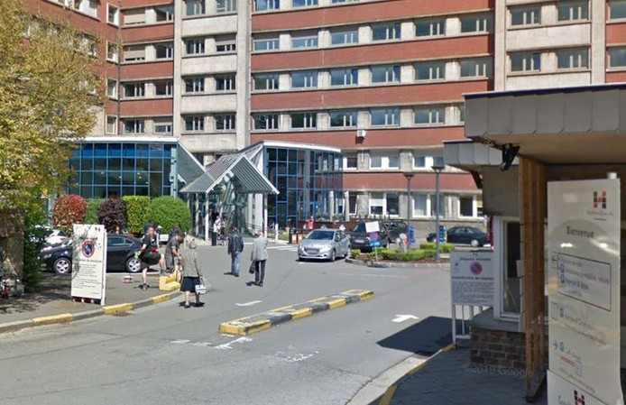 Het ziekenhuis van Hoei waar de arts werkte.