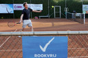 Bij een enkele sportclub mag buiten helemaal niet gerookt worden. Zoals tennisclub 't Lobje in Geertruidenberg.