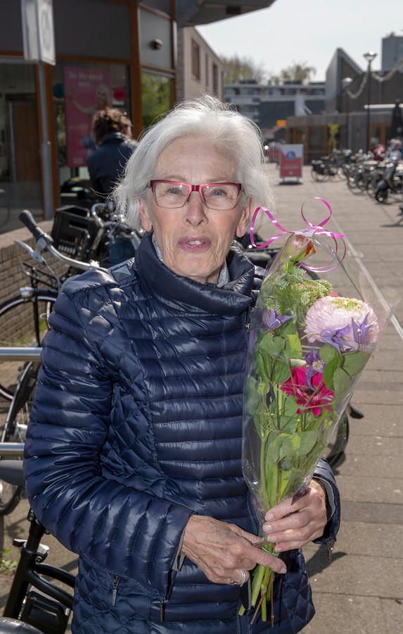 Mevrouw Caron op het Ronde Erf