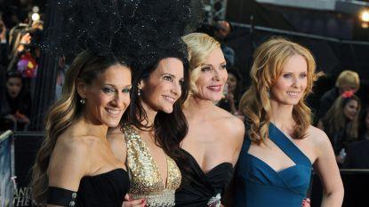 Cast 'Sex and the City' weer even samen om zorg te bedanken