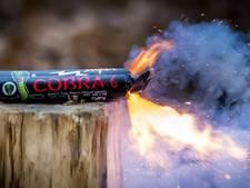 7 arrestaties in Oss om illegaal vuurwerk: 'Begin er niet aan, het is levensgevaarlijk'