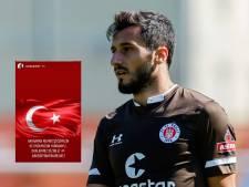 St. Pauli zet Sahin uit selectie om steun aan Turkse inval in Syrië