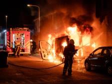 Anderhalf jaar de cel in voor branden Goirke Hasselt