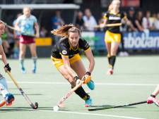 Hockeysters Den Bosch voor derde keer op rij beste van Europa