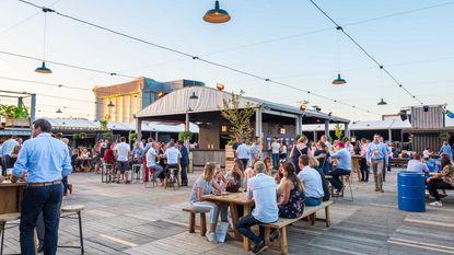 Duizend Vlaams-Brabantse ondernemers avond lang 'Vokartiest' op Werchter
