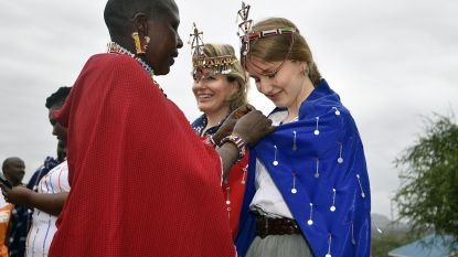 Stage voorbij, student mag terugkomen: prinses Elisabeth sluit eerste missie af