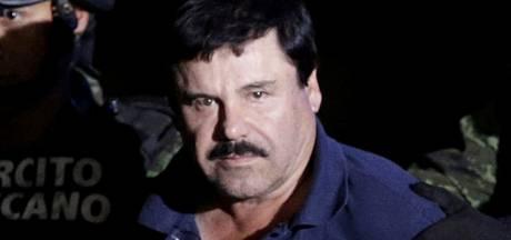 Vrouw drugsbaron El Chapo wil modemerk met naam man