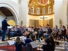 Harmonie Sint Jan uit Wierden heeft er 'opeens' 30 man bij