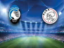 Ajax wil bij Atalanta niet achterop raken in de Champions League