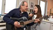 """""""Haar zangtalent zit in de genen"""""""