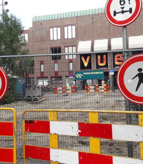 Brug bij Bossche Orthenstraat  na twee jaar uitstel vervangen