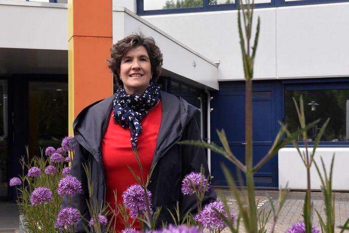 Rina Mulder, voorzitter van Platform Ondernemersverenigingen Woerden (POVW).