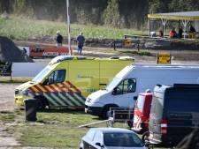 Ongeval op motorcrossterrein in Ritthem