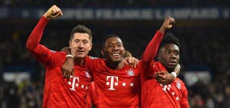 Quatre semaines d'absence pour le 'serial buteur' du Bayern