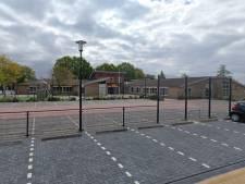 Jongen geraakt door 'projectiel' op schoolplein in Barneveld: politie onderzoekt schietincident