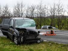 Dodelijk slachtoffer van ongeluk op N209 is 21-jarige man uit Alphen