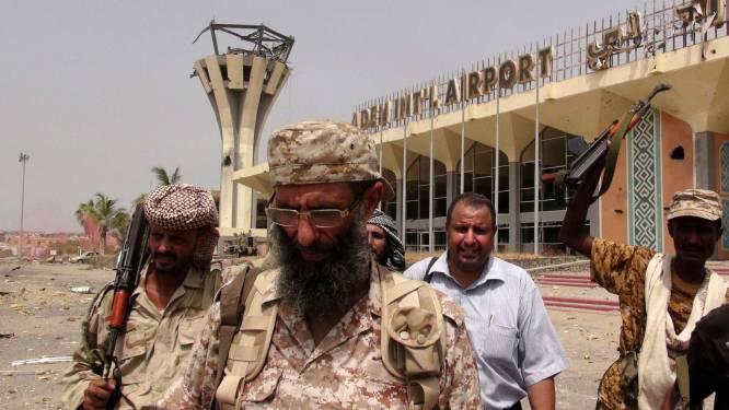 Anti-Houthi-strijders veroveren op een na grootste luchthaven van Jemen