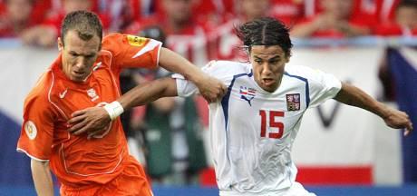 Topscorer van EK 2004 stopt met voetballen