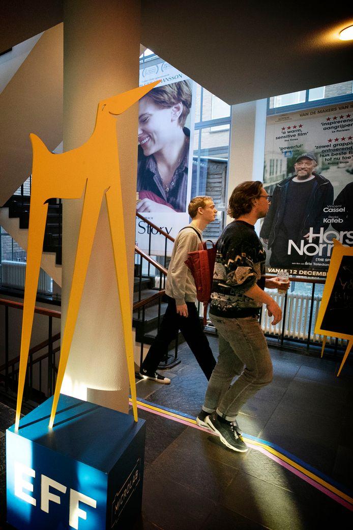 Eindhoven Film Festival in Natlab
